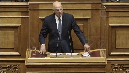 اليونان: عقوبات أمريكا على تركيا ضرورية لوقف التجاوزات شرق المتوسط