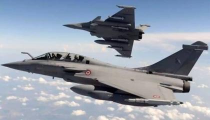 اليونان: 2.8 مليار دولار قيمة طائرات الرافال الفرنسية