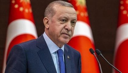 بسبب ماكرون.. أردوغان «شخصية العام» في السنغال