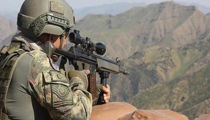 الجيش التركي يقصف 20 موقعًا كرديًا شمال سوريا