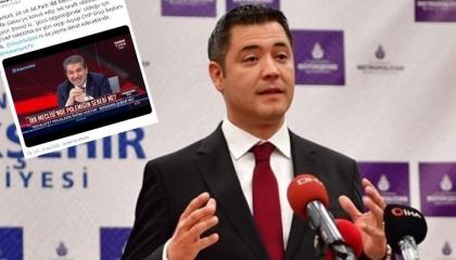 متحدث بلدية إسطنبول: حرية الإعلام في تركيا منعدمة وقناة «خبر ترك» مثال حي