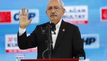 ماذا قال كليتشدار أوغلو عن كذب أردوغان وتعرية الطالبات وعلاقة تركيا بقطر؟