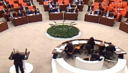 البرلمان التركي يستنكر اتهامات نواب مجلس الشيوخ الأمريكي لأردوغان