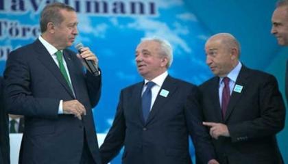 في 18 عامًا.. أردوغان يمنح شركات تابعة له مناقصات بـ204 مليارات دولار