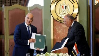 مصادر: مصر واليونان تنسقان معًا الملف التركي خلال الفترة المقبلة