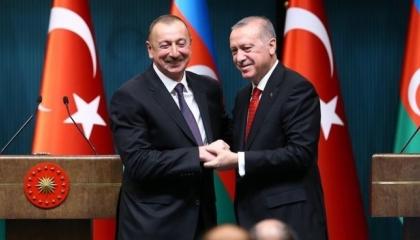 أذربيجان: أردوغان لا يتبنى أي موقف عدائي تجاه إسرائيل