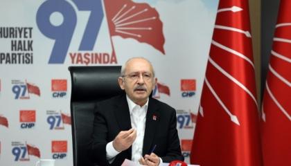 زعيم المعارضة يواصل هجومه على أردوغان: أتاتورك لم يترك تركيا مداسًا لك