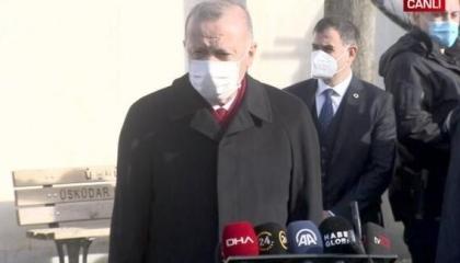«يومًا ما».. أردوغان: سأتناول اللقاح الصيني مع حكومتي في أحد أيام الجمعة