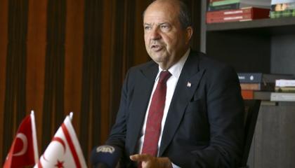 رئيس قبرص التركية: من الآن يمكننا اعتبار «مرعش» منطقة سياحية مفتوحة