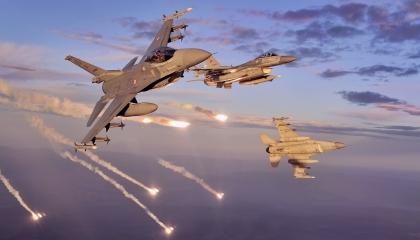 اليونان تعترض 7 مقاتلات تركية حلقت فوق بحر إيجة