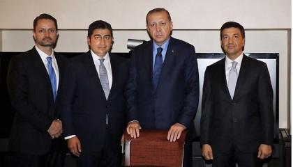 تفاصيل جديدة حول علاقة وزير الداخلية التركي برجل الأعمال المطلوب في أمريكا