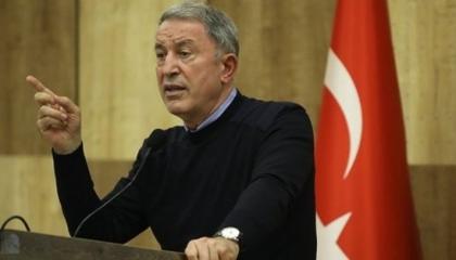 شرق المتوسط وليبيا وسوريا وكاراباخ في بيان وزير الدفاع التركي للعام الجديد