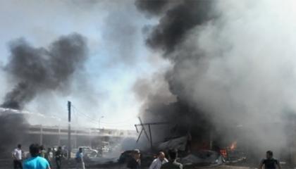 عاجل.. إصابة 5 أتراك في هجوم انتحاري بالصومال