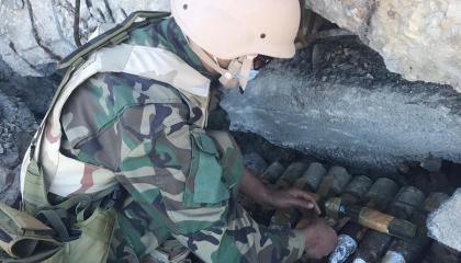 بالصور.. تركيا تدرب حكومة الوفاق الليبية عسكريًا «تحت الماء»