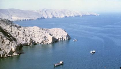 كوريا الجنوبية ترسل سفينة حربية إلى مضيق هرمز بعد احتجاز إيران إحدى سفنها