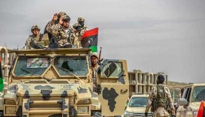 الجيش الليبي يكشف: عناصر تخريبية في سبها تدعمها المخابرات التركية