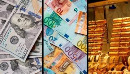 الدولار ينتعش في بورصة إسطنبول والذهب يرتفع بقيمة 9 ليرات دفعة واحدة