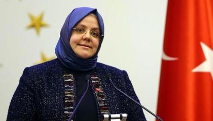 حكومة أردوغان تنفق 1.2 مليون ليرة لتجديد قاعة اجتماعات وزارة الأسرة