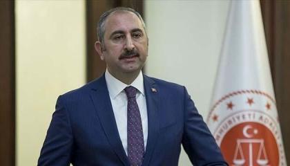 وزير العدل التركي: نتابع أحداث الكونجرس الأمريكي لأخذ العبرة