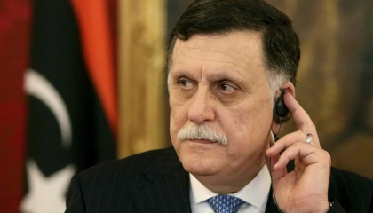 رئيس حكومة الوفاق الليبية يتوجه إلى إيطاليا في زيارة غير معلنة
