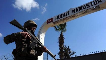 انتشار مكثف للقوات التركية على طريق حلب-اللاذقية
