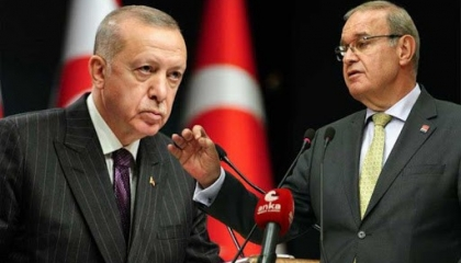 «الشعب» التركي: أردوغان يوزع الاتهامات على المعارضين «بأصابع قذرة»