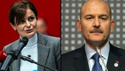 وزير الداخلية التركي يتهم زعيمة «الشعب» بإسطنبول بمساندة الإرهابيين