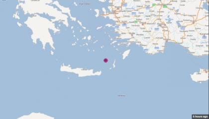 زلزال بقوة 4.2 درجة يضرب مقاطعة داتشا التركية