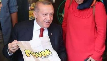 مجلة كاريكاتير موالية للحزب الحاكم تسلط الضوء على ارتفاعات الأسعار في تركيا