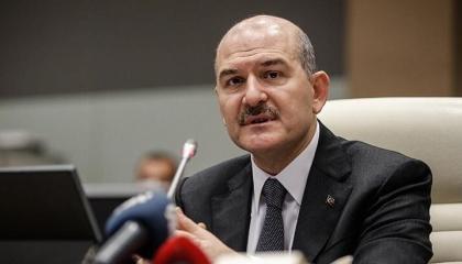 من أجل وزير الداخلية.. القضاء التركي يغرم قناة إخبارية 15 ألف ليرة