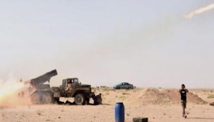 قصف متبادل بين القوات السورية ومرتزقة تركيا في مناطق خفض التصعيد
