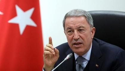 وزير الدفاع التركي يكذّب تصريحات نظيرته الفرنسية: ننتظر اعتذارًا من باريس