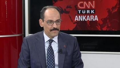 الرئاسة التركية: بايدن يرغب في فتح صفحة جديدة معنا
