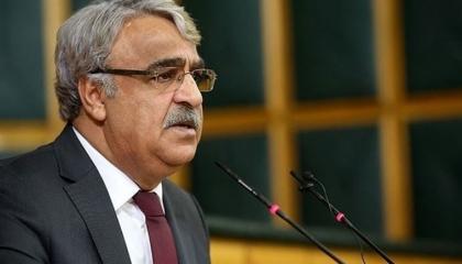 زعيم الأكراد في تركيا: قضية إغلاق حزب الشعوب «مطبوخة» في القصر الرئاسي