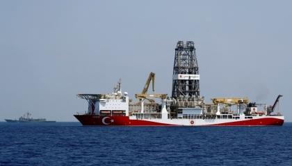 تركيا تسحب سفينتها من المياه الإقليمية اليونانية شرق المتوسط