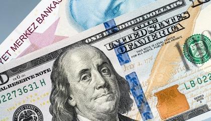 الدولار يسجل 7.39 ليرة.. وجرام الذهب بـ443