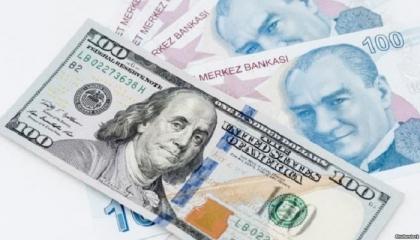 الليرة التركية تفقد 1.2% من قيمتها بعد تخفيض سعر الفائدة