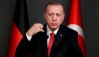 أردوغان: لن نتراجع عن إنشاء دولة عظمى