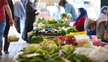 منظمة التعاون الاقتصادي: تركيا تتصدر العالم في زيادة أسعار المواد الغذائية