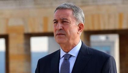نشرة أخبار«تركيا الآن».. خلوصي أكار: نتوقع الاحترام من جيراننا في المتوسط