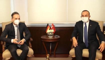 جاويش أوغلو: الأجواء الإيجابية تخيم على علاقة تركيا بالاتحاد الأوروبي