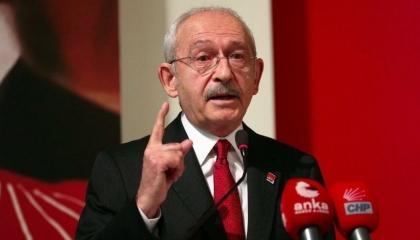 معلقًا على حبس الصحفيين.. كليتشدار أوغلو: تركيا في حاجة لـ«الإعلام الحر»
