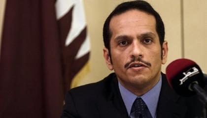 وزير خارجية الدوحة: مستمرون في دعم الحركات الإسلامية وندعو للحوار مع إيران
