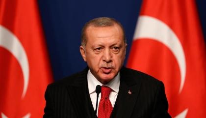 أردوغان يتهم حزب الشعب الجمهوري باتباع نهج الميليشيات الإرهابية