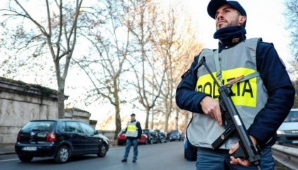اعتقال إيطالي متورط في الحرب مع القاعدة بتركيا