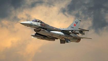 سلاح الجو اليوناني يعترض طائرات تركية اخترقت مجاله الجوي