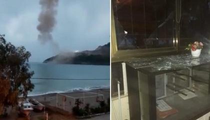 انفجار بمحطة طاقة نووية في تركيا