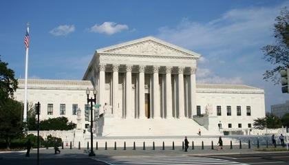 إخلاء المحكمة الأمريكية بسبب تهديد بوجود قنبلة