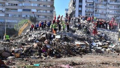 زلزال بقوة 4 درجات يضرب مدينة توقاد التركية