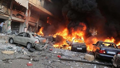مفاجأة.. منفذو تفجير بغداد الإرهابي جاءوا من تركيا